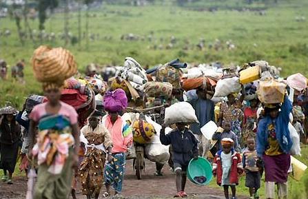 Le retour des réfugiés congolais d'Ouganda