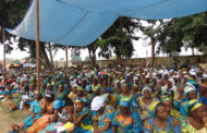 Les femmes unies pour la paix au Grand Kasaï