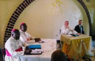 Visite pastorale du Nonce et du Président de la CENCO à Kananga (du 7 au 12/9/2017)