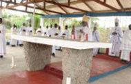 Clôture de l'année du Jubilé d'Or du diocèse de Kole  (17/09/2016 -17/09/2017)
