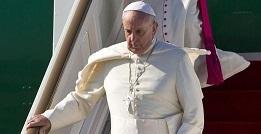 Le pape François est attendu en Colombie ce mercredi 6 septembre 2017