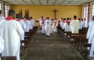 Retraite annuelle des Abbés de l'Archidiocèse de Mbandaka-Bikoro