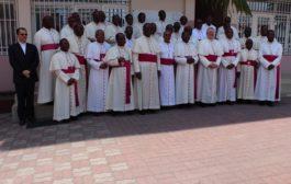 Assemblée plénière extraordinaire des évêques de la CENCO ( du 22 au 24 novembre 2017)