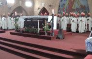 Messe pour la paix en RD Congo