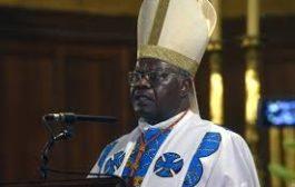 Homélie du cardinal L. Monsengwo Pasinya, Archevêque  de Kinshasa, à l'occasion de la fête de Noël 2017