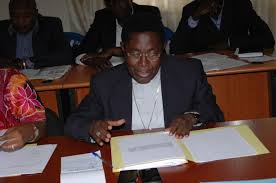 SE Mgr Cyprien Mbuka invite les acteurs politiques et ceux de la société civile à un changement de mentalité