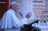 Message « Urbi et Orbi » du pape François à l'occasion de la célébration de Noël 2017