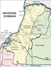 Le collège des curés de l'Archidiocèse de Kinshasa appelle à des manifestations pacifiques