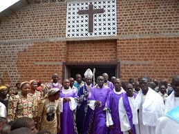 Centenaire de la paroisse St Jean-Baptiste de Lubefu (diocèse de Tshumbe)