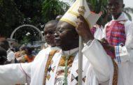 Extrait de l'homélie de Mgr Muyengo à la messe du 4 janvier 2018, fête des martyrs de l'indépendance