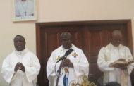 L'abbé Donatien Nshole rend grâce à Dieu pour ses 25 ans de sacerdoce